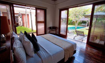 Saba Villas Bali Villa Bima Bedroom Area | Canggu, Bali