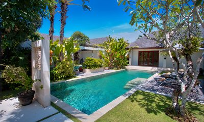 Saba Villas Bali Villa Nakula Pool Area   Canggu, Bali