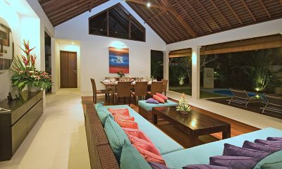Saba Villas Bali Villa Nakula Open Plan Living Area   Canggu, Bali