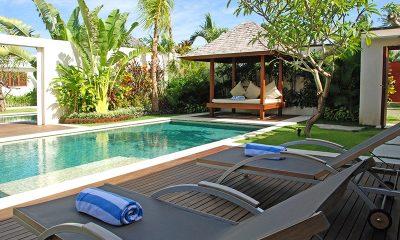 Saba Villas Bali Villa Sadewa Pool Decks   Canggu, Bali
