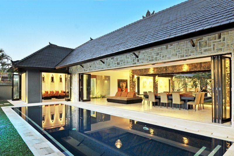 Villa Samudra Raya Swimming Pool | Seminyak, Bali