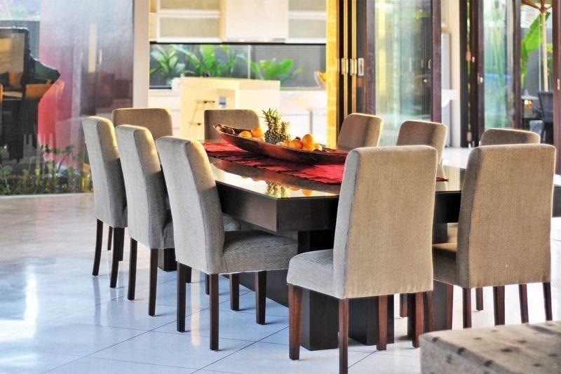 Villa Samudra Raya Dining Room I Seminyak, Bali