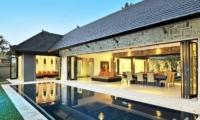 Villa Samudra Raya Swimming Pool I Seminyak, Bali