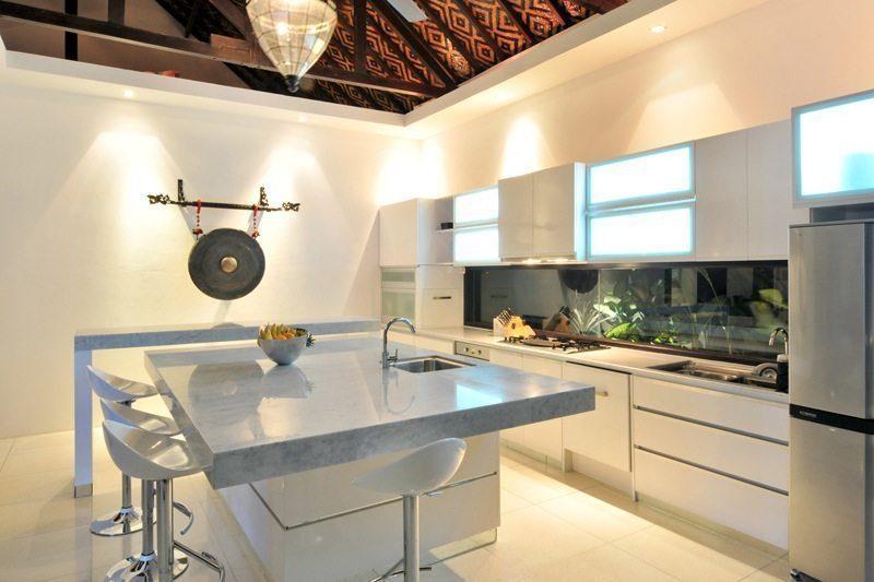 Villa Samudra Raya Kitchen I Seminyak, Bali