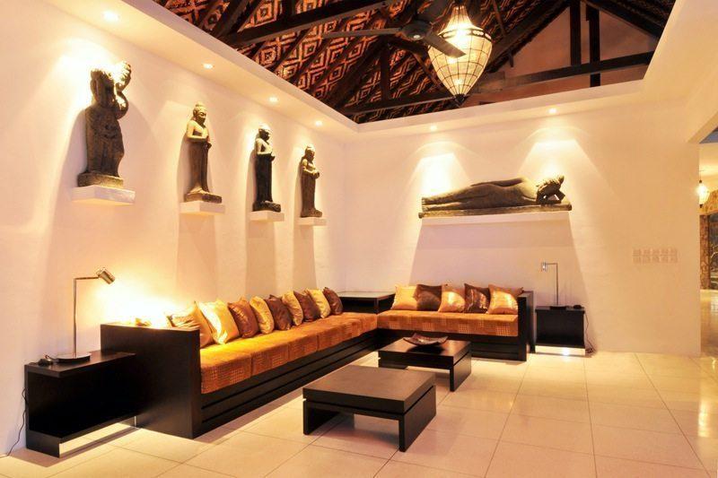 Villa Samudra Raya Living Room I Seminyak, Bali