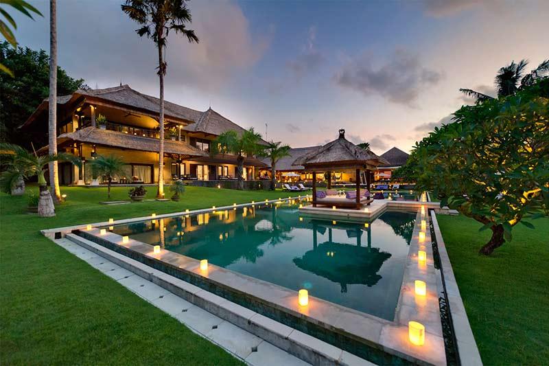 The Chalina Estate Pool Bale I Canggu, Bali