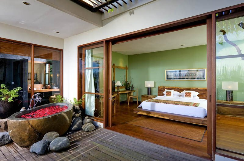 The Longhouse Master Bedroom | Jimbaran, Bali