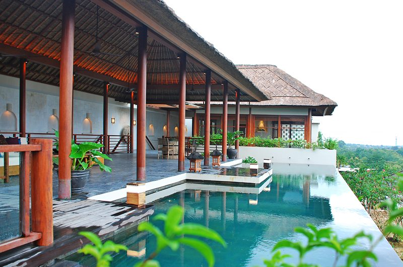 The Longhouse Pool | Jimbaran, Bali