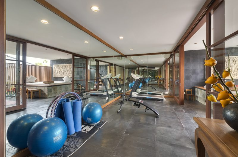 The Longhouse Gym Area | Jimbaran, Bali