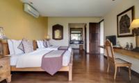 The Longhouse Bedroom with Twin Beds | Jimbaran, Bali
