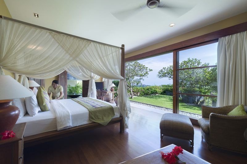 The Longhouse Bedroom with Garden View | Jimbaran, Bali