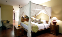 The Longhouse Bedroom with Seating Area | Jimbaran, Bali