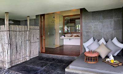 The Longhouse Spacious Bathroom | Jimbaran, Bali