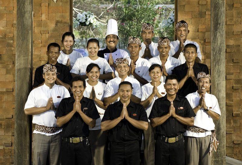 The Shanti Residence Staff I Nusa Dua, Bali