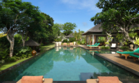 The Shanti Residence Reclining Sun Loungers | Nusa Dua, Bali