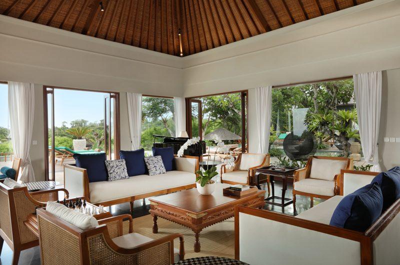 The Shanti Residence Open Plan Living Room | Nusa Dua, Bali