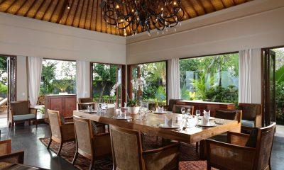 The Shanti Residence Indoor Dining Area | Nusa Dua, Bali