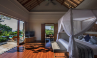The Shanti Residence King Size Bed with View | Nusa Dua, Bali