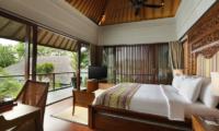 The Shanti Residence Bedroom and Balcony | Nusa Dua, Bali