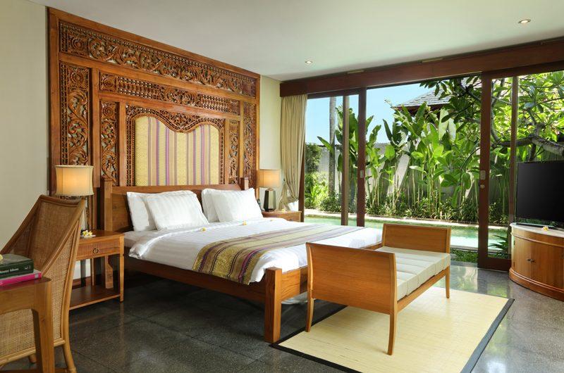 The Shanti Residence Pool Side Bedroom | Nusa Dua, Bali