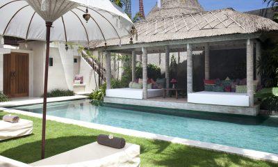 Villa Adasa Outdoor Seating Area | Seminyak, Bali