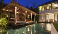 Villa Adasa Night View | Seminyak, Bali