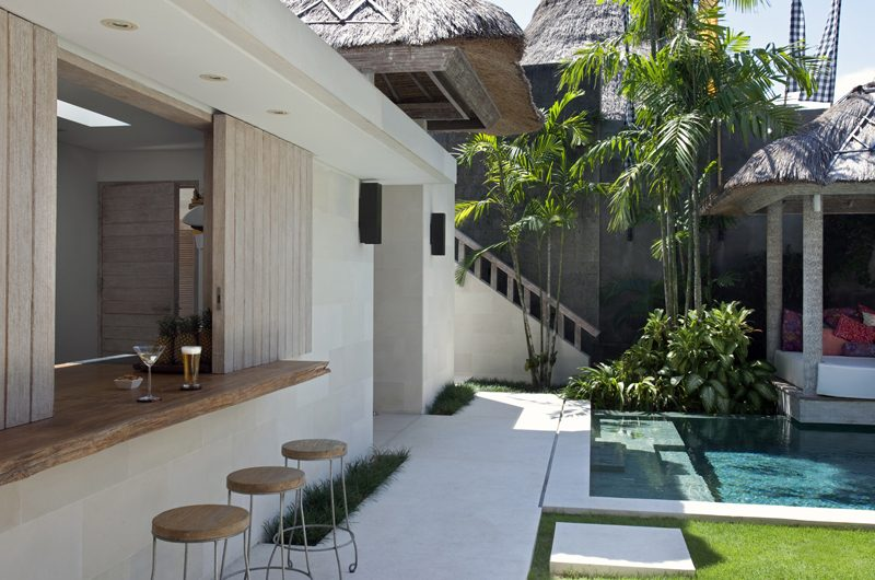 Villa Adasa Pool Side Bar Counter | Seminyak, Bali