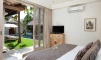 Villa Adasa Bedroom with Pool View | Seminyak, Bali