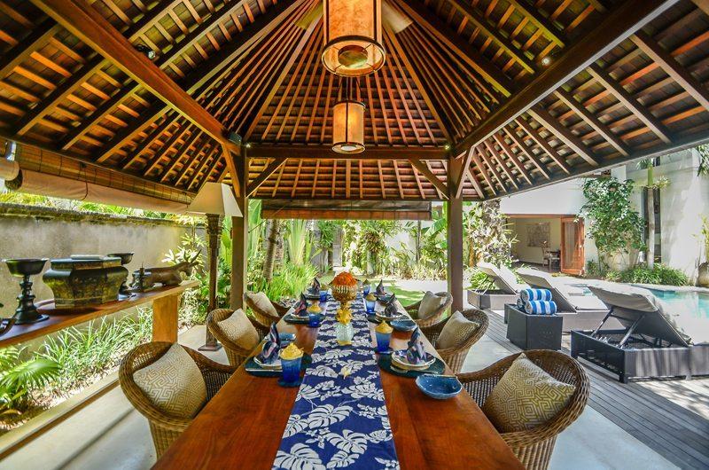 Villa Aliya Dining Area   Seminyak, Bali