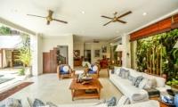 Villa Aliya Open Plan Living Room | Seminyak, Bali