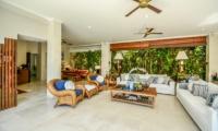 Villa Aliya Living Area | Seminyak, Bali