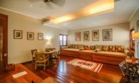 Villa Aliya Lounge Room | Seminyak, Bali
