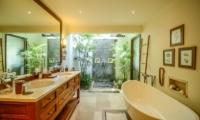 Villa Aliya Bathroom Two | Seminyak, Bali