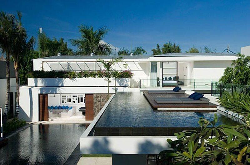 Villa Aqua Seminyak Bali Indonesia