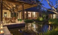 Villa Arika Outdoor Dining | Canggu, Bali