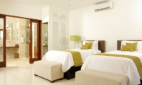 Villa Asante Twin Bedroom | Canggu, Bali