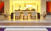 Villa Asante Dining Area | Canggu, Bali