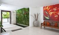 Villa Asante Entrance | Canggu, Bali