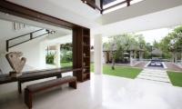 Villa Asante Study Area | Canggu, Bali