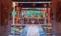 Villa Asli Entrance I Seminyak, Bali