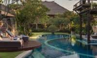 Villa Asta Pool Side Area | Batubelig, Bali