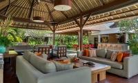 Villa Asta Seating Area | Batubelig, Bali