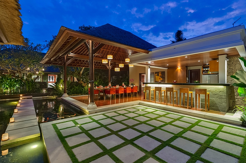 Villa Asta Garden Area | Batubelig, Bali