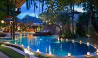 Villa Asta Night Pool View | Batubelig, Bali