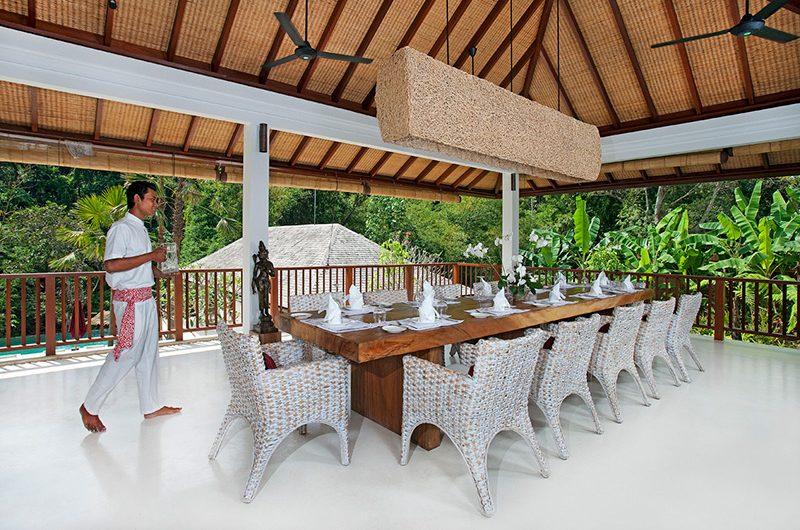 Villa Atacaya Dining Area | Seseh, Bali