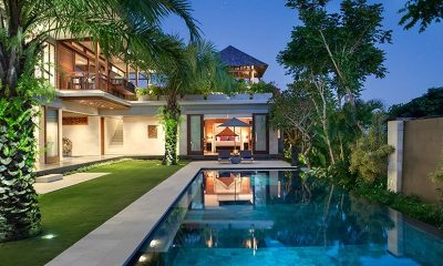 Villa Bendega Rato Bedroom View from Pool | Canggu, Bali