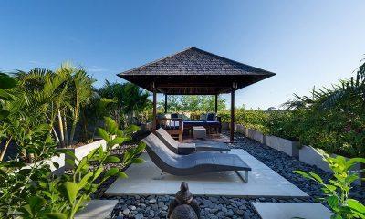 Villa Bendega Rato Roof Deck Sunbathing | Canggu, Bali