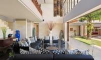 Villa Bendega Rato Living Area   Canggu, Bali