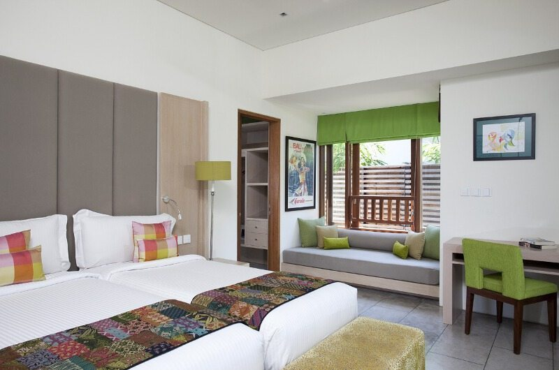 Villa Dewi Sri Twin Bedroom Room | Canggu, Bali