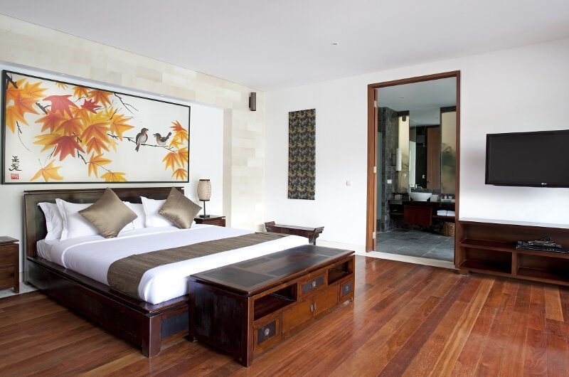 Villa Iskandar Guest Bedroom Two | Seseh-Tanah Lot, Bali